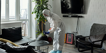 Disinfecting Misting Treatment